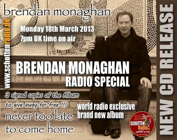SchottenRadio • Celtic Music on air